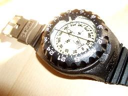 My New UWATEC FS-1 Compass