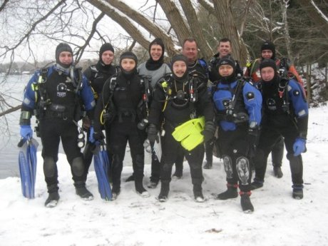 Instructors, Assistant Instructor Candidates and Helpful Divemasters