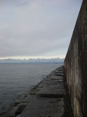 The Ogden Point Breakwater